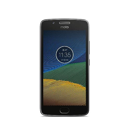 35 opinioni per Lenovo Moto G5 Smartphone, 16 GB, Dual