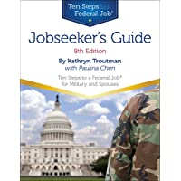 Image for Jobseeker's Guide 8th Ed: Ten Steps to a Federal Job for Military Personnel and Spouses
