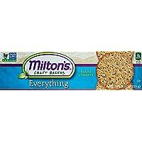 Miltons Everything Gourmet Round Crackers Multigrain (12x8.3 OZ)
