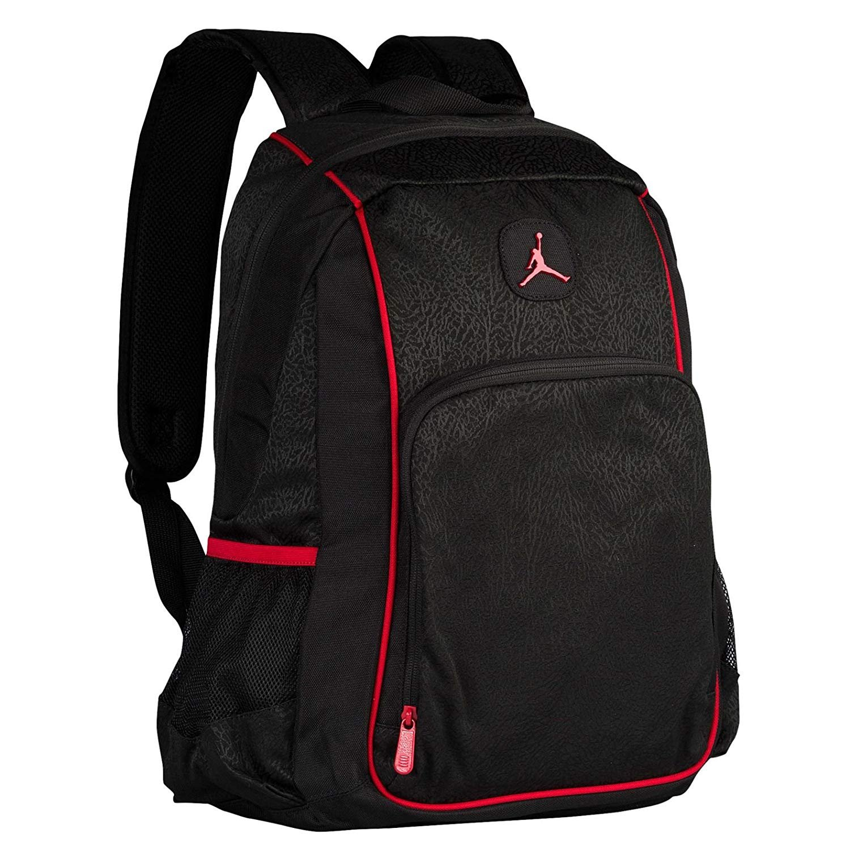 a3bbb3ed960 Amazon.com: Nike Jordan Legacy Elite Backpack / Book Bag: Computers &  Accessories