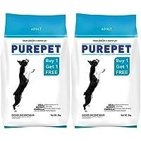 Pure Pet Chicken & Veg Adult Dog Food, 3kg (Buy1 get 1Free)