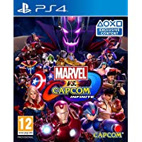 Marvel vs Capcom Infinite Video Game (PS4)