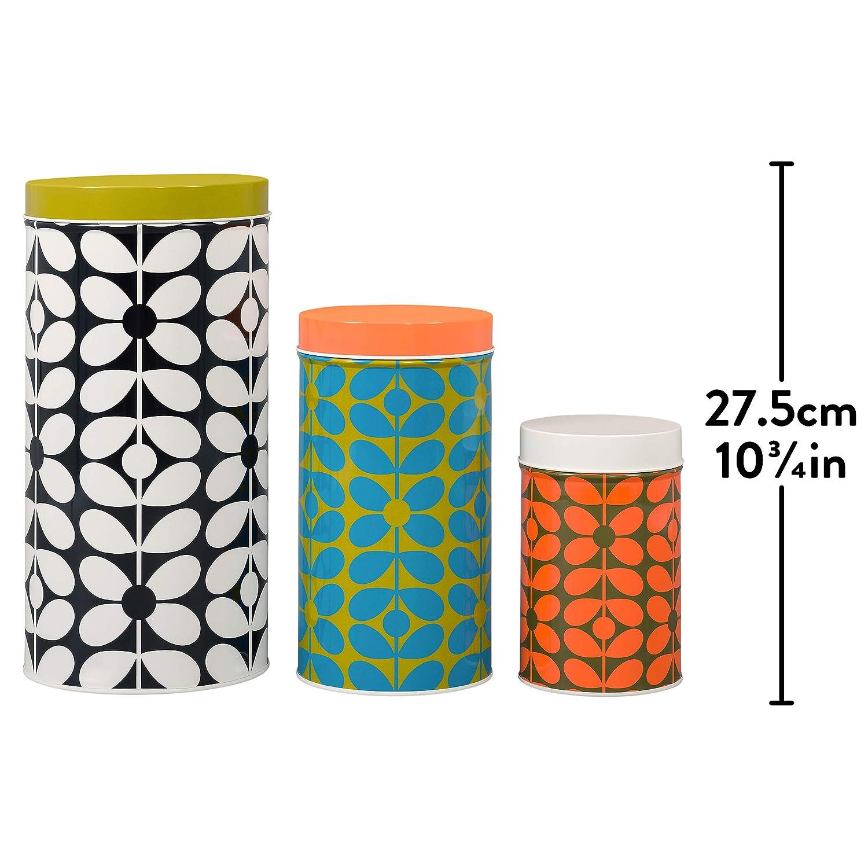Stoneware Orla Kiely OK530 Storage Tins