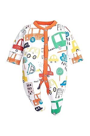 next Bebé Niño Pack De Dos Pijamas Tipo Pelele (0 Meses-2 Años) Estándar: Amazon.es: Ropa y accesorios