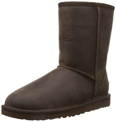 Ugg Australia Botas De Invierno Classic Short Leather