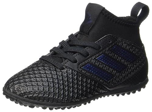 sale retailer 3534f cf87a adidas Ace Tango 17.3 Tf, Scarpe da Calcio Unisex-Bambini, Nero Core Black