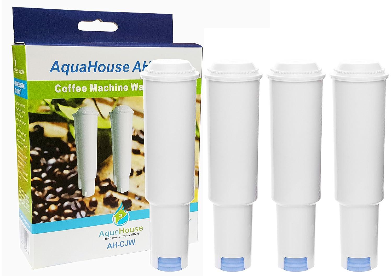 6 Ersatz Kaffeefilter patronen für Jura N9 N90 kostenlose Reinigungstabletten