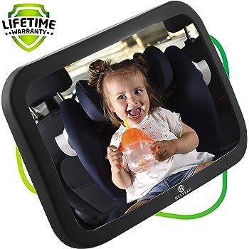 Amazon Com Ideapro Baby Car Backseat Mirror Rear View