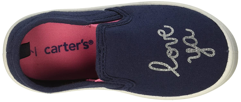 Carters Kids Girls Tween8 Navy Casual Slip-on Loafer Carter/'s CF180511