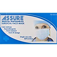 Assure Face Mask, 50ct