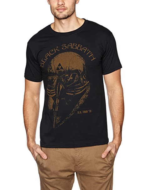 Black Sabbath US Tour 78 Avengers - Camiseta para Hombre: Amazon.es: Ropa y accesorios