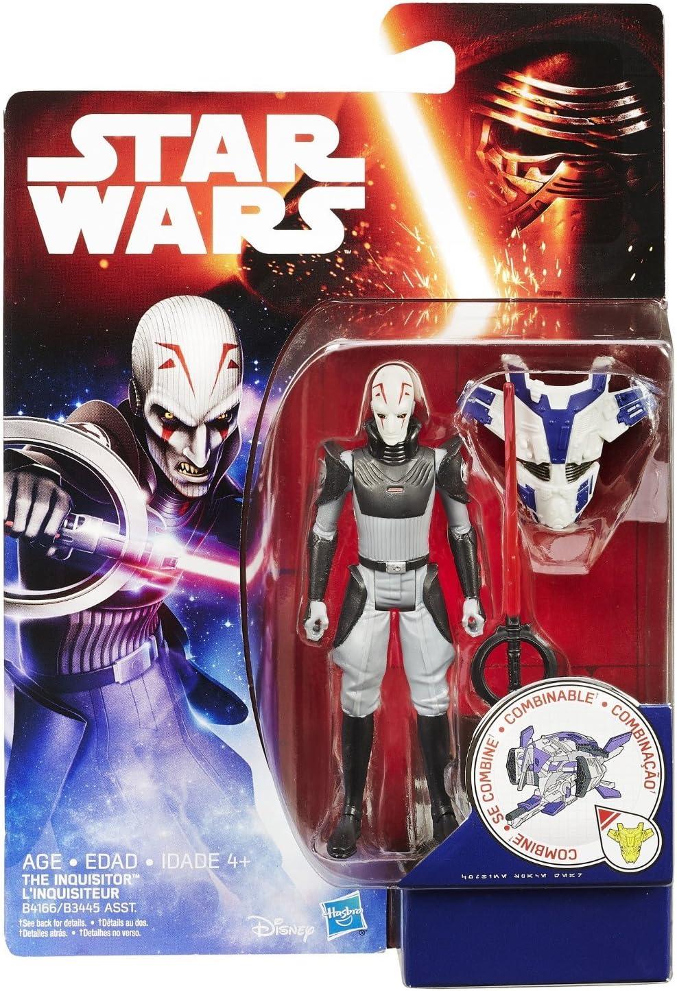 LUKE SKYWALKER Star Wars EP 7 VII The Force Awakens Jungle Space Action Figure