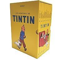 Les Aventures de Tintin, Intégrale : Coffret en 8 volumes : La collection complète