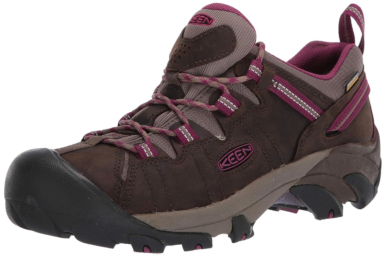 KEEN Womens Targhee Ii Waterproof Hiking Shoe