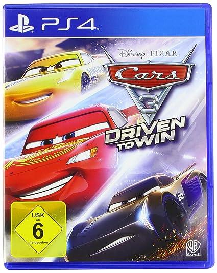 b566c5c267 Cars 3  Driven To Win - PlayStation 4  Edizione  Germania   Amazon.it   Videogiochi