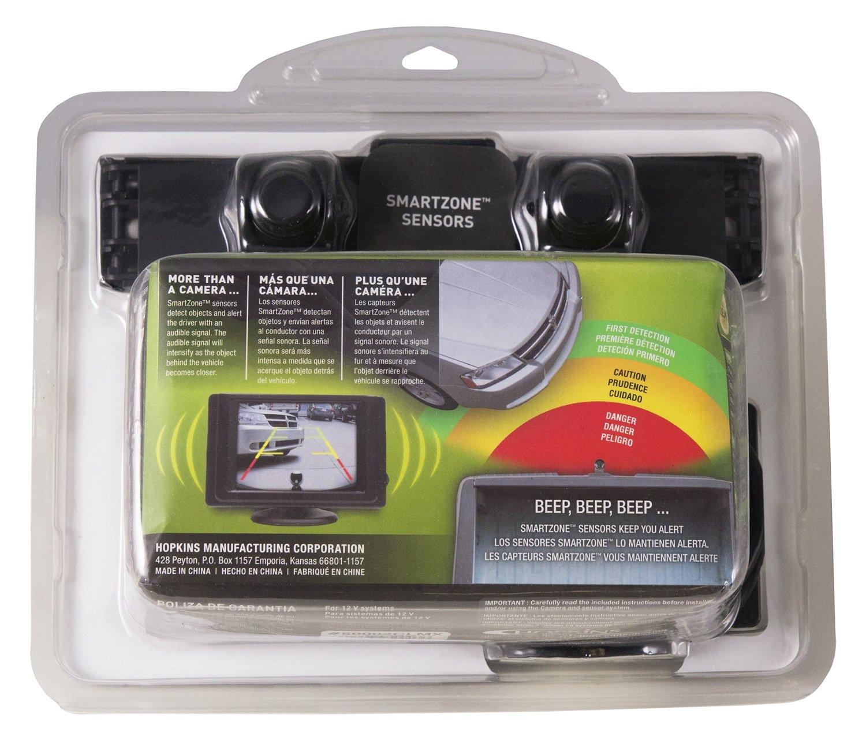 Hopkins 50002 Smart Hitch Backup Camera System Automotive Circuit Board Pu Transparent Waterproof Potting Pcb