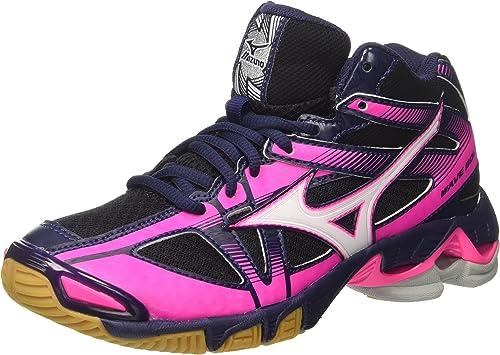 mizuno voleibol calzado de mujer