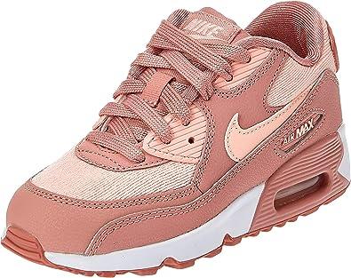 Nike Air Max 90 Se Mesh (PS), Scarpe Running Bambina