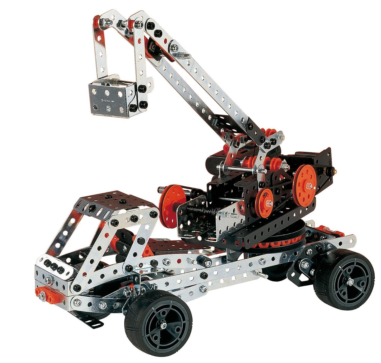 Amazon.com: Erector by Meccano Super Construction Set, 25 Motorized ...