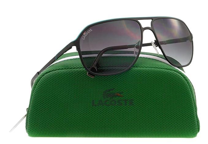 Lacoste Gafas de Sol L139S_001-60 Negro: Amazon.es: Ropa y ...