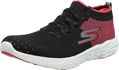 Skechers Go Run 6, Zapatillas Deportivas para Interior para Mujer: Amazon.es: Zapatos y complementos
