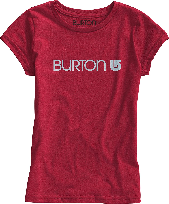 Burton her logo t-shirt à manches courtes pour fille
