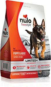 Nulo Limited Ingredient Dry Dog Food - Single Protein Grain Free Recipe Premium Kibble