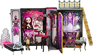 Ever After High Thronecoming Briar Beauty Doll and Furniture Set (Discontinued by manufacturer)