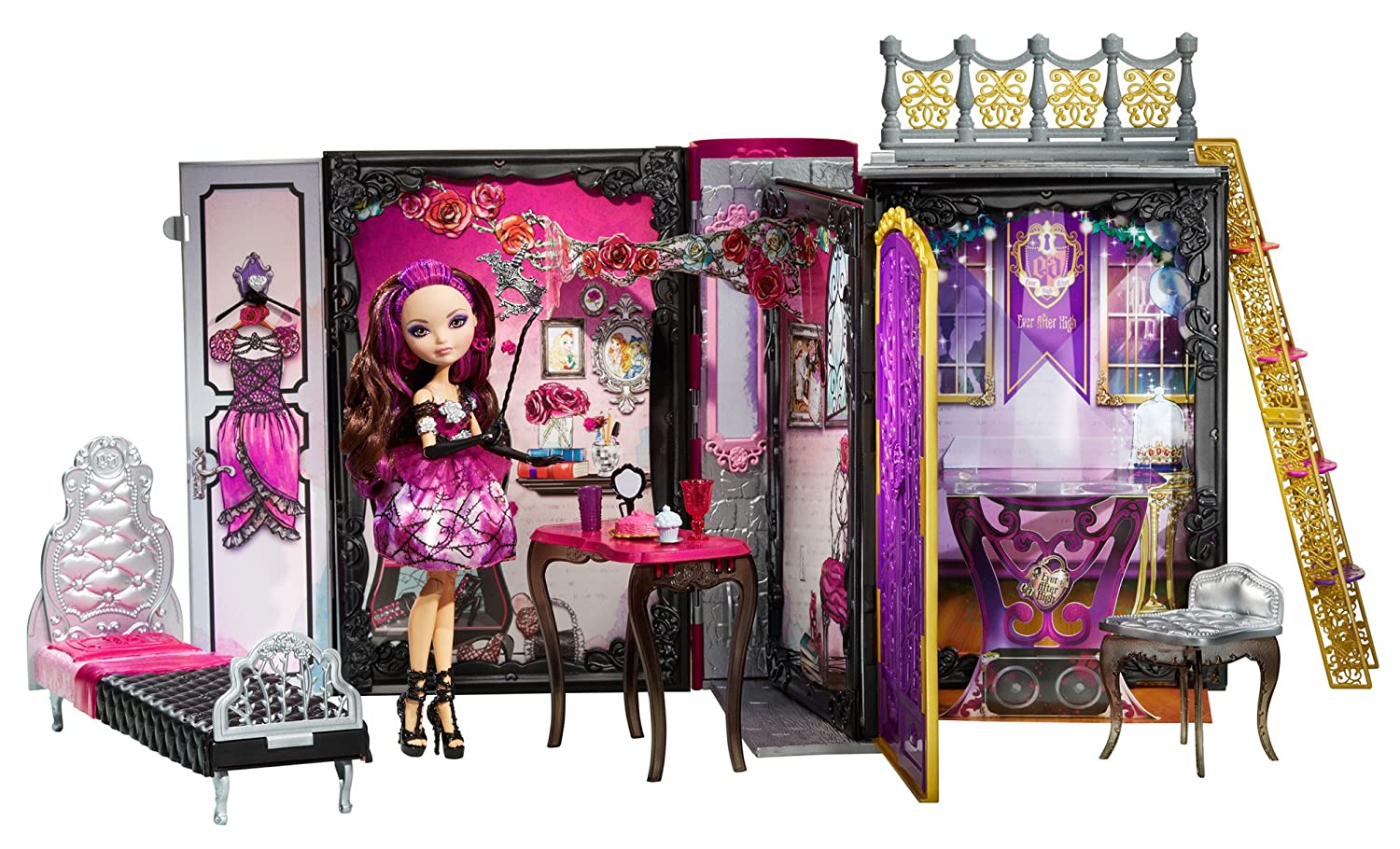 Monster High Bedroom Decorations Amazoncom Ever After High Thronecoming Briar Beauty Doll And