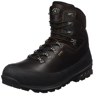 Boreal Climbing Boots Mens Lightweight Kovach Full Grain 6 Brown 47067: Sports & Outdoors