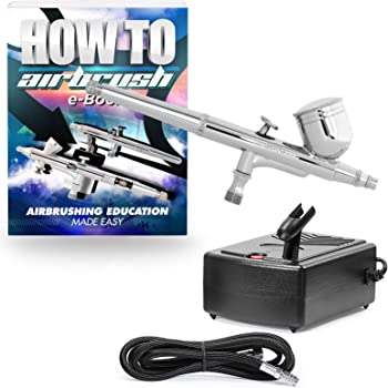 PointZero Multi-purpose Dual-action Airbrush Set
