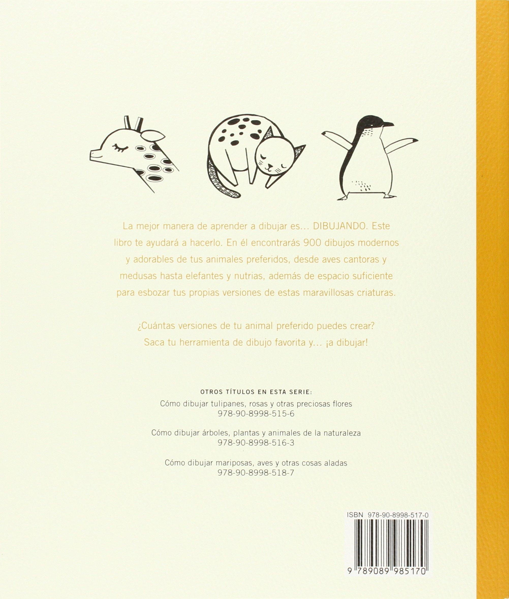 Cómo dibujar, perros, gatos y otros animales: KUO(985170): 9789089985170: Amazon.com: Books