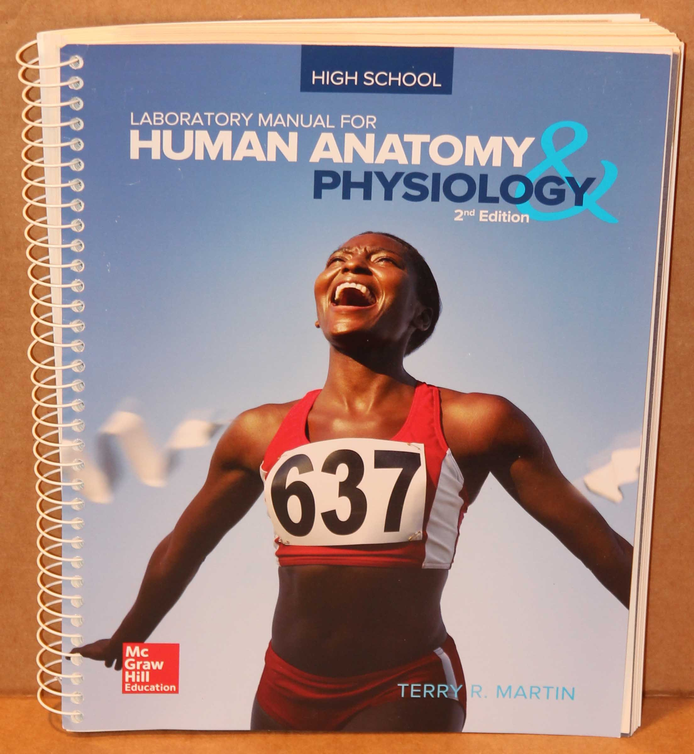 Laboratory Manual for Human Anatomy & Physiology: Terry R Martin ...
