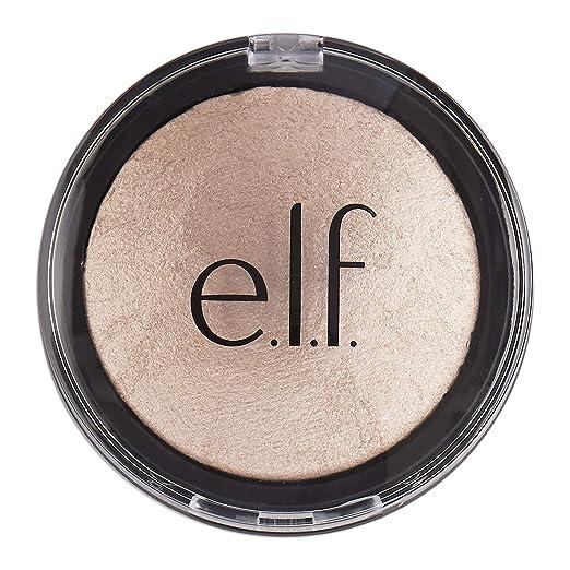 e.l.f. Baked Highlighter, Moonlight Pearl, 0.17 Ounce