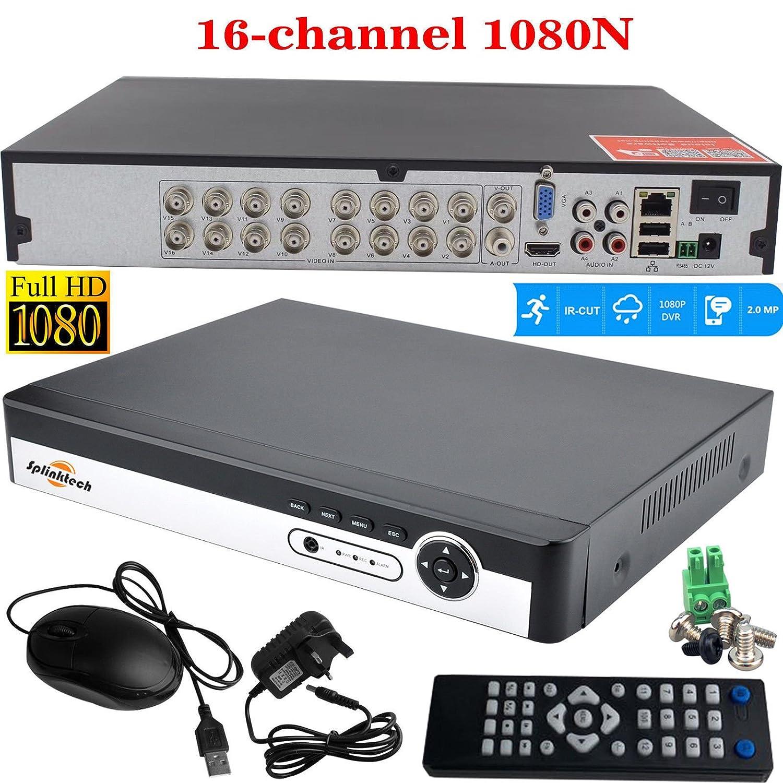 4CH AHD 1080N HDMI HD 5 IN 1 CCTV DVR H.264 Security Camera Video Recorder DVR