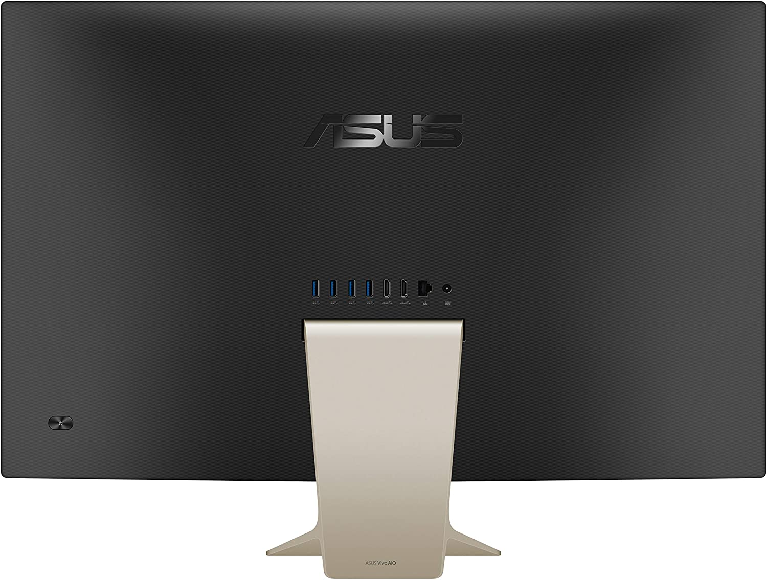 """256GB SSD 1TB HDD Wired Keyboard and Mouse Intel Core/™ i7-8550U 8GB RAM 802.11ac ASUS Vivo AiO 27/"""" All-in-One Touchscreen Desktop HD Webcam"""