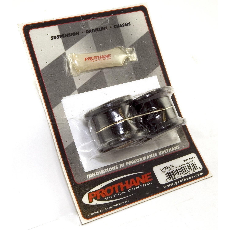 Rugged Ridge 1-1206BL Black Rear Track Bar Bushing Kit
