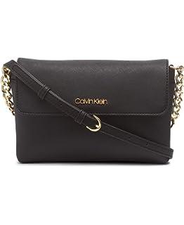 Amazon.com: Calvin Klein Marybelle Saffiano - Bolso ...