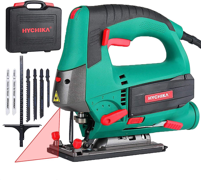 HYCHIKA Electric Jigsaw