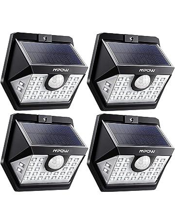 Mpow Basics Luz Solar 30LED, 3 Modos de Iluminación