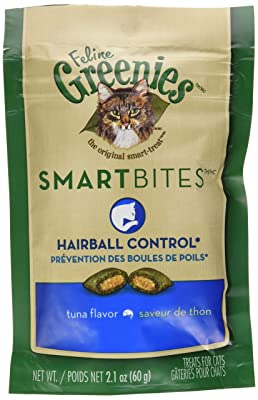 Feline Greenies Smartbites
