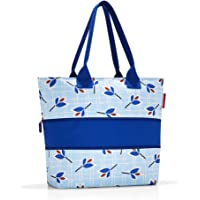 reisenthel Shopper E1, Expandable 2-in-1 Tote, Converts from Handbag to Oversized Carryall