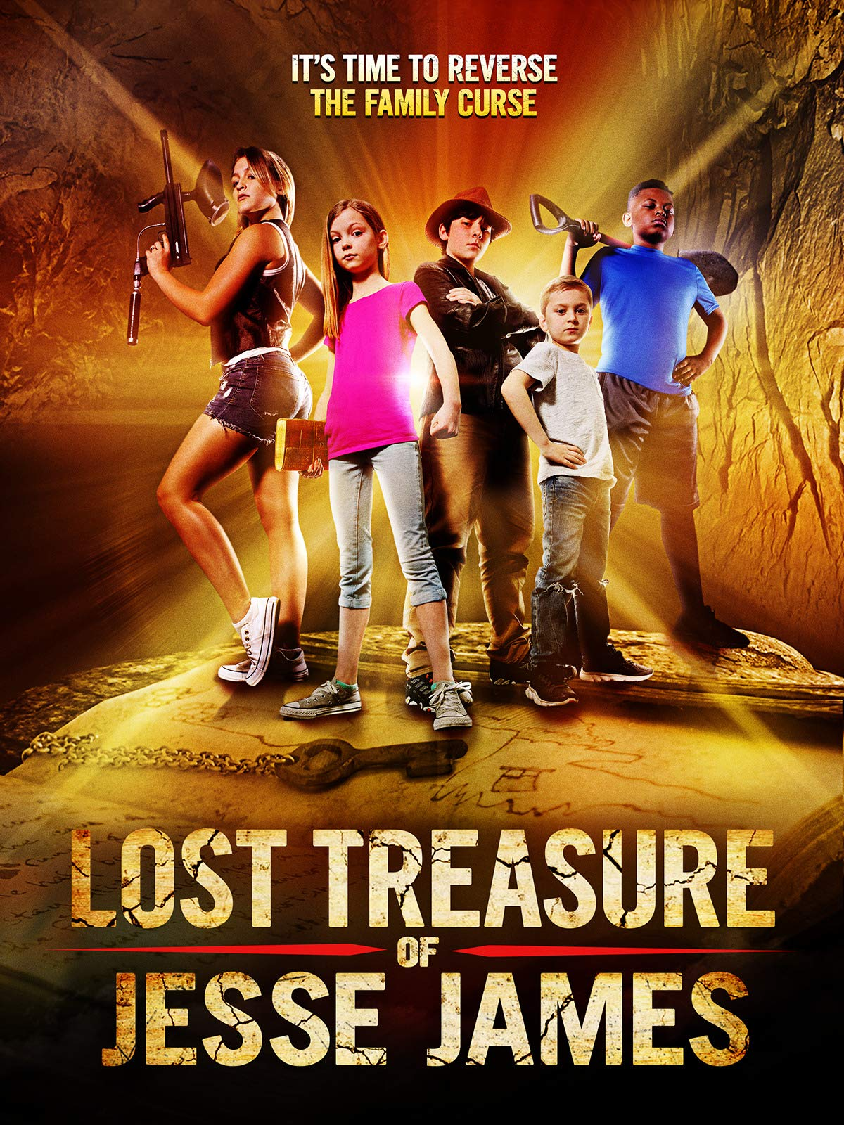 Lost Treasure of Jesse James on Amazon Prime Instant Video UK