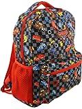 Disney Cars Boy's Girl's 16 Inch School Backpack Bag Lightning McQueen Mater