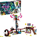 LEGO Hidden Side Haunted Fairground 70432 Popular Ghost-Hunting Toy, Cool Augmented Reality LEGO Set for Kids, New 2020…