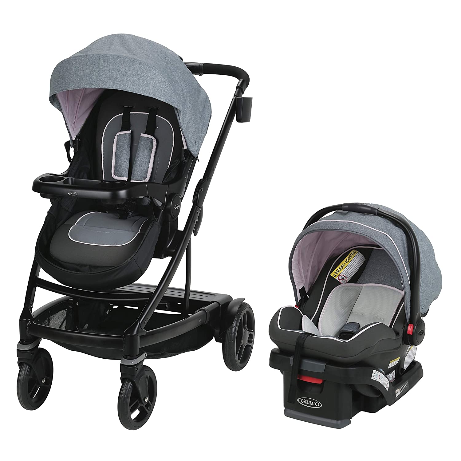 Graco UNO2DUO Stroller, Gallery