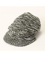 (アーケード) ARCADE 選べる ニットキャスケット ニット帽 ケーブル編み