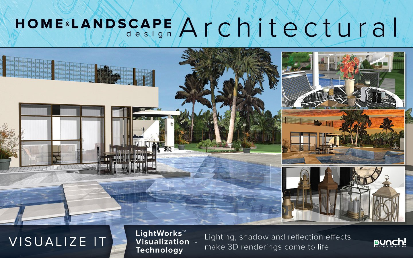 Punch home landscape design architectural series v18 Punch home and landscape design professional