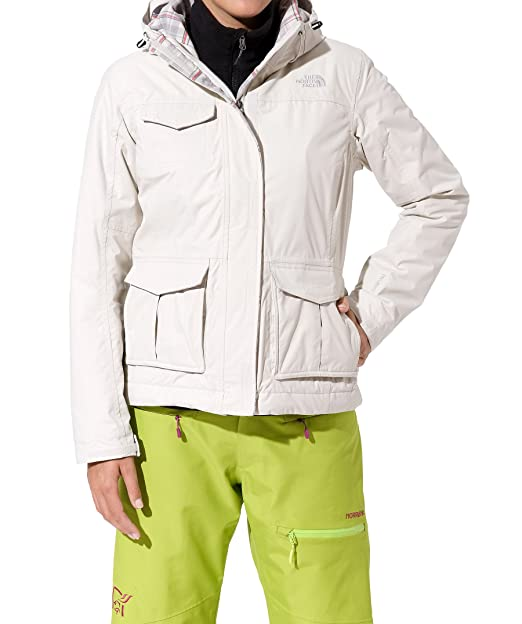 quite nice b010a 236a0 THE NORTH FACE Damen Wanderjacke Winterjacke Solstice ...