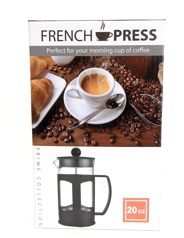 Amazon.com: Prensa francesa con exterior de plástico ...